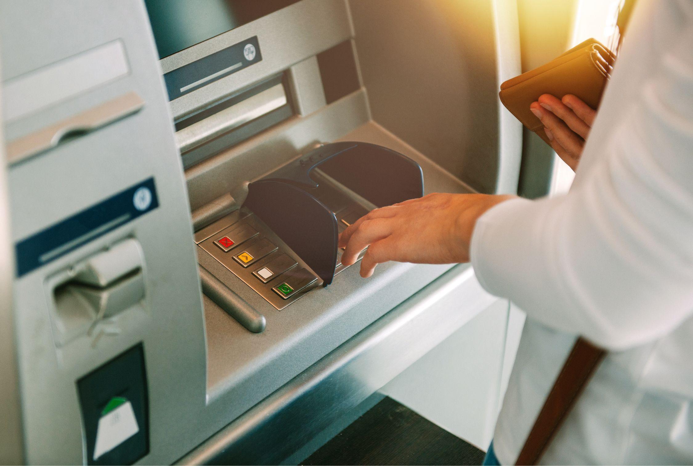 atm retrait carte de credit